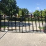 Iron Fence Gate Chicago
