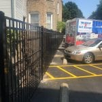 Iron fence companies
