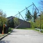 Vertical Pivot Gates