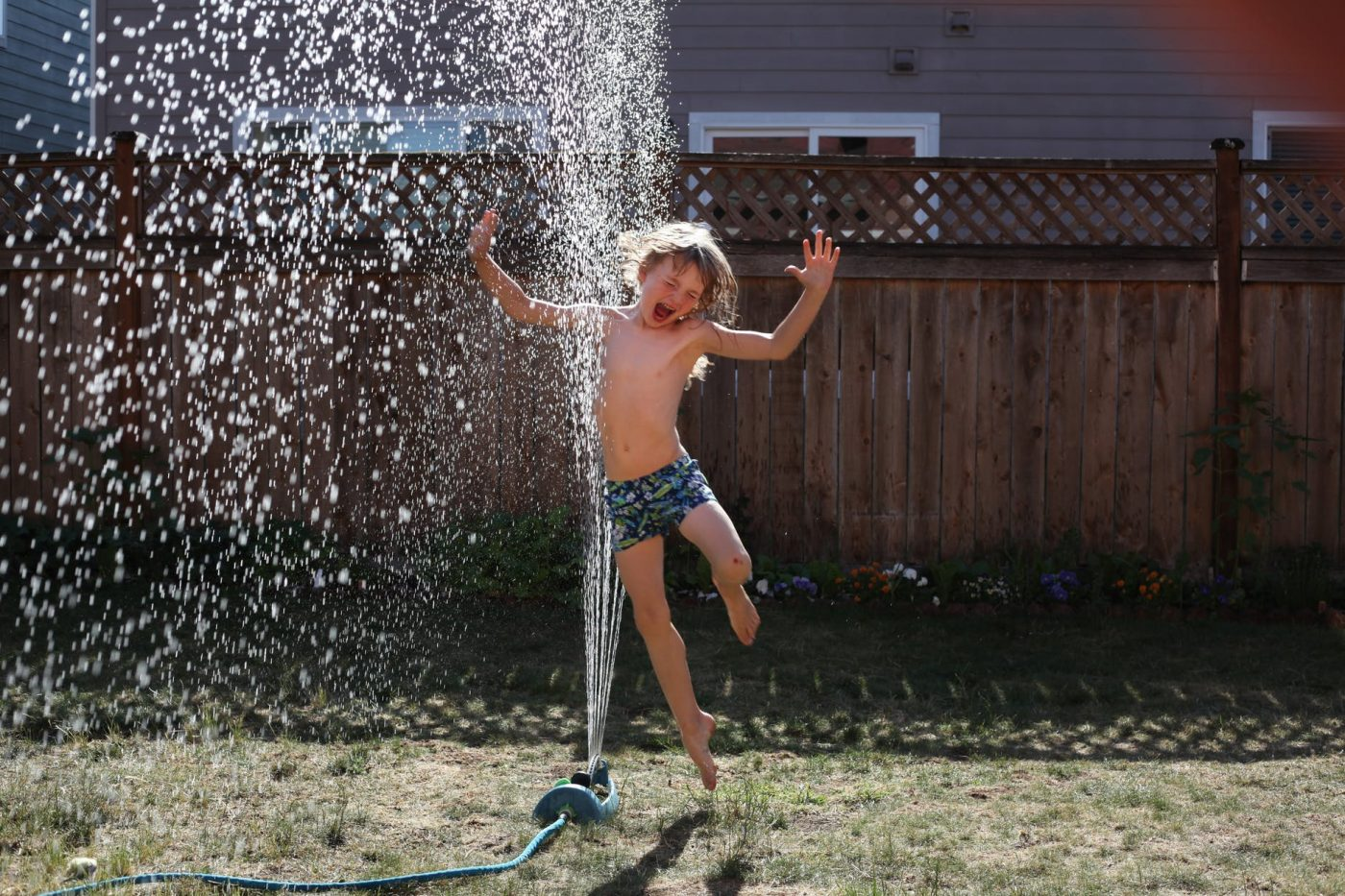 How to Childproof Your Backyard This Summer