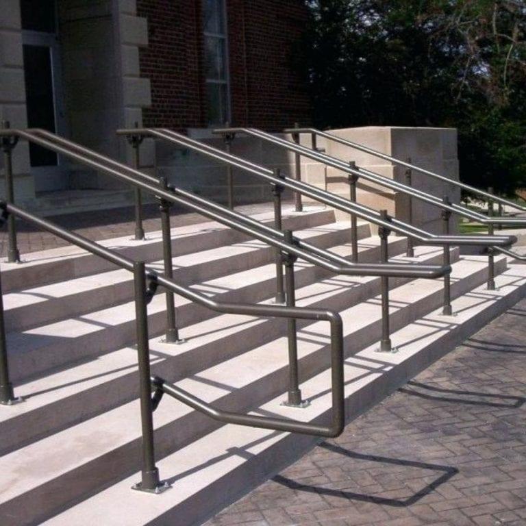 commercial railing