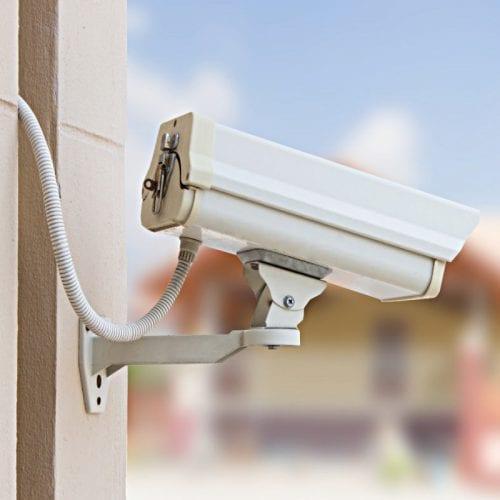 home security camera vigilance