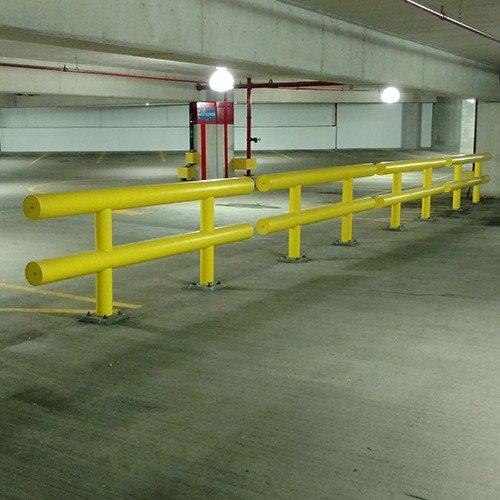Highway Guardrails In Chicago- Leader In Industrial Guardrails