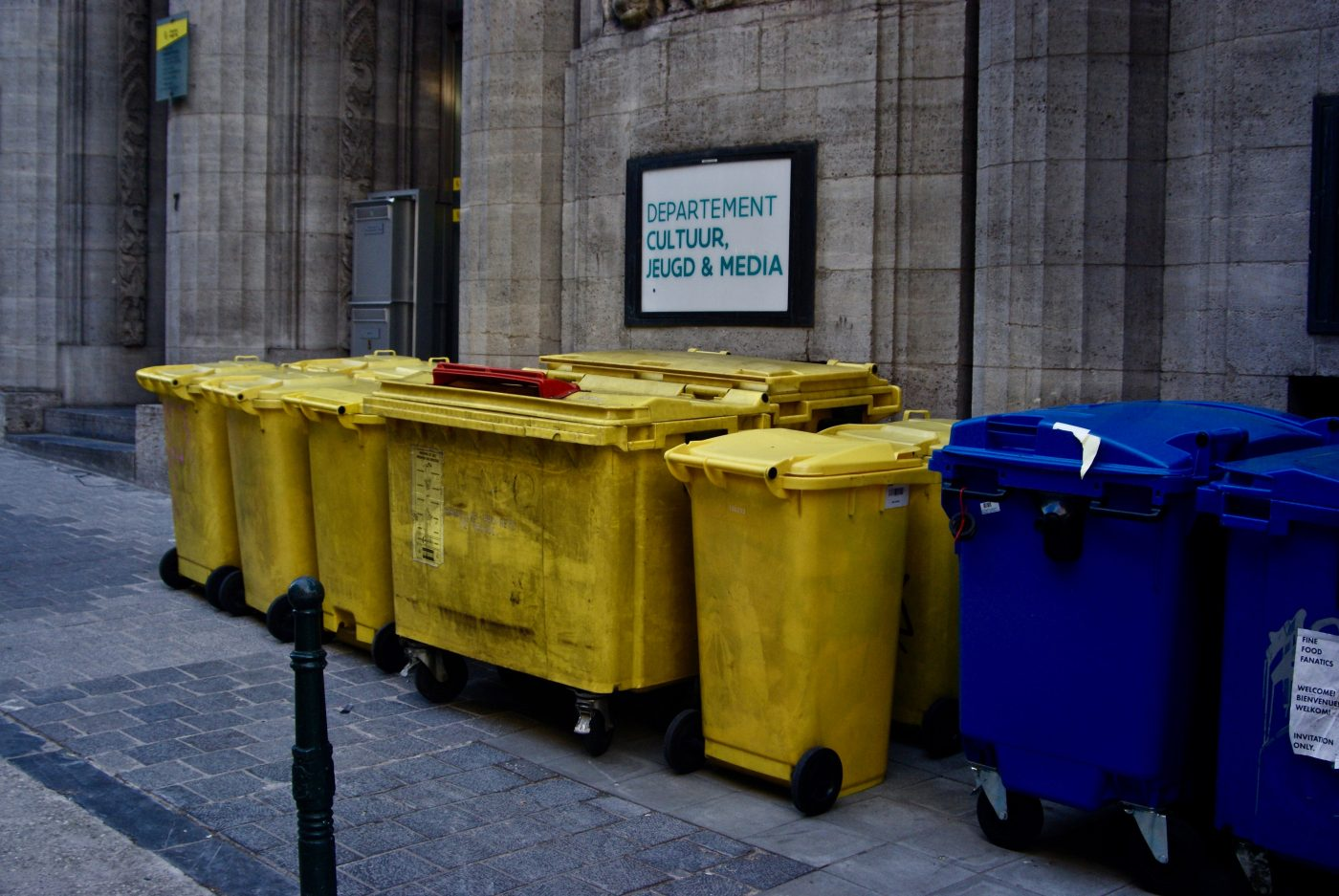 Common Commercial Dumpster Sizes and Enclosures