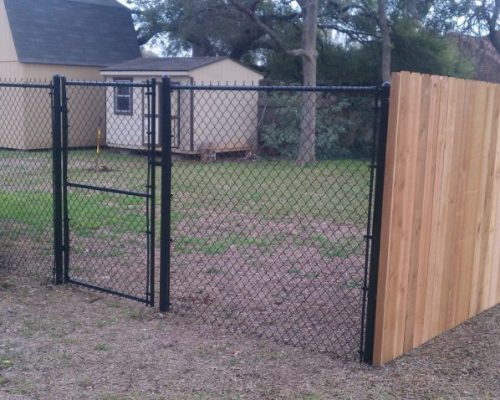 Lincoln Fence Company chain link