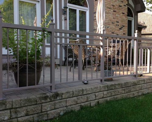 northbrook fence company iron fance northbrook 2
