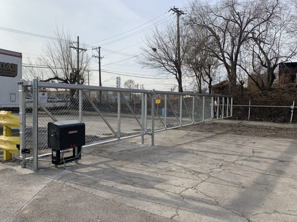 northbrook fence company security gates 3