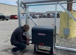 northbrook fence company security gates 4