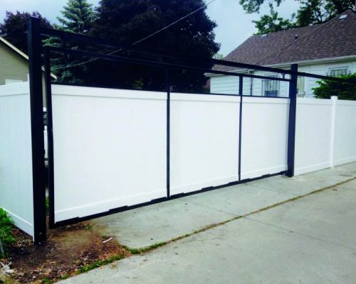 northbrook fence company vinyl fences 4