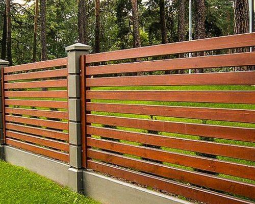 northbrook fence company wood fences3