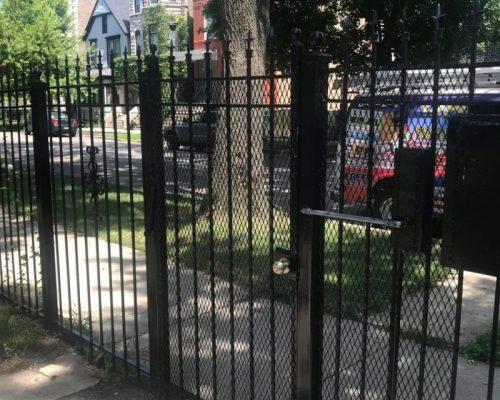 northbrook fence company wrought iron fences