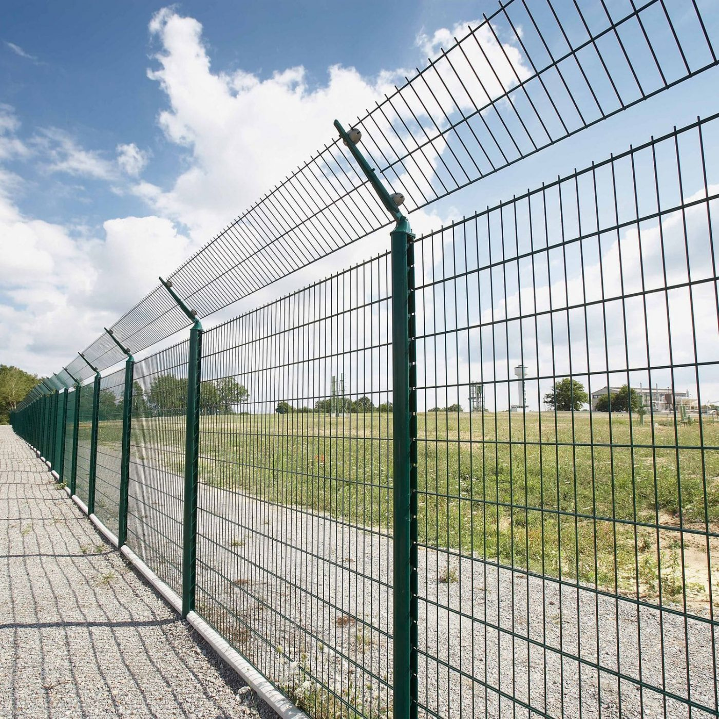 What Is Industrial Fencing?