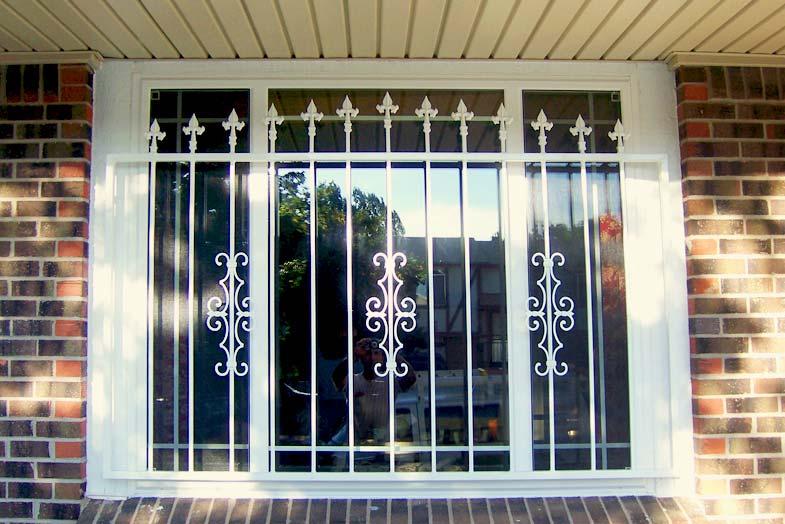 best security gates window guards