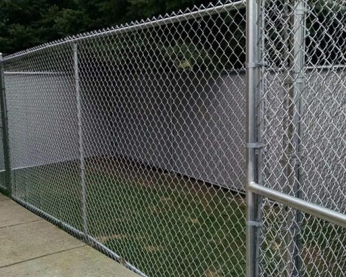Glenview fence company Iron Fencing