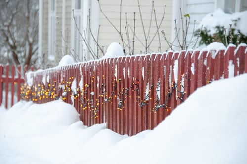 How To Maintain Your Fences During Winter