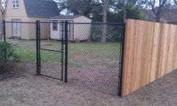 Chain Link Fence Homes