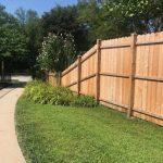 Custom Wood Fence Chicago