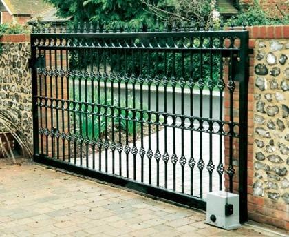 Security Gates Chicago