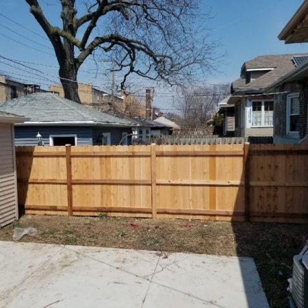 Board On Batten Fence Styles-wood fence gate