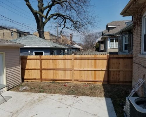 Board On Batten Fence Styles-wood fence gate