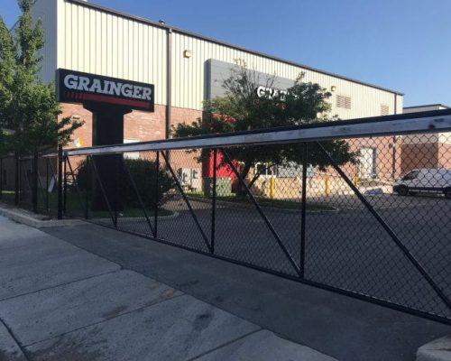 Iron Fence Chicago Fence Company
