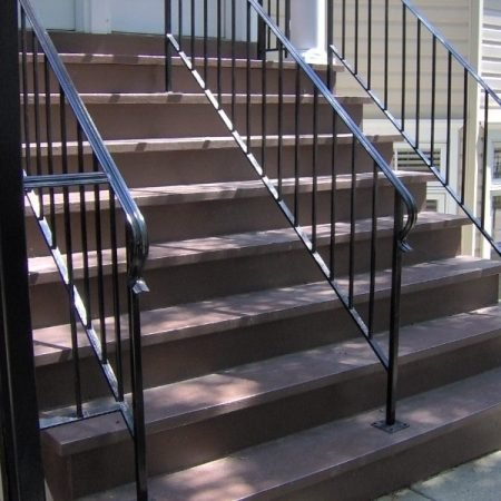 Iron-Railing-Installation-in-Chicago