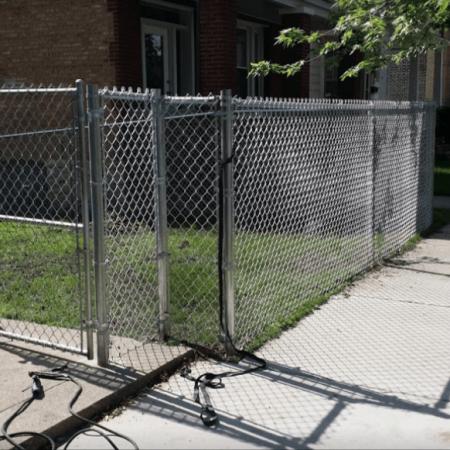 Osceola Chicago Fence Company - Chain Link Fence 22