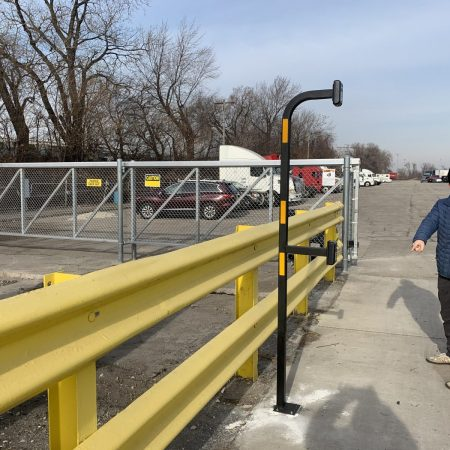 Osceola Chicago Fence Company - Highway Guardrails 1