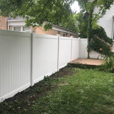 Osceola Chicago Fence Company - Vinyl Fence 25