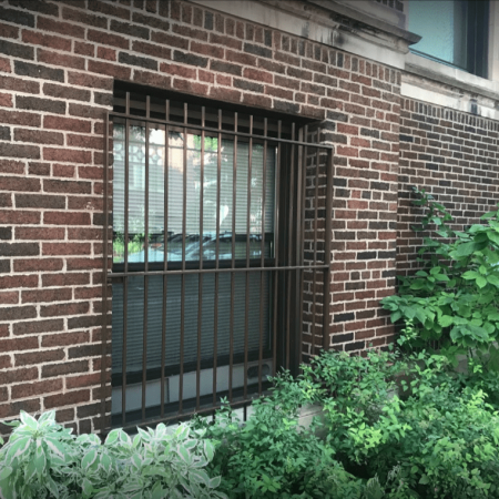 Osceola Chicago Fence Company - Window Guard 1