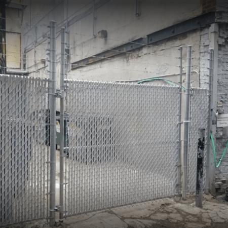 Osceola chicago fence company dumpster enclosure 7