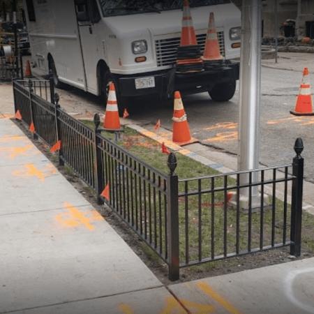 Osceola chicago fence company parkway fences