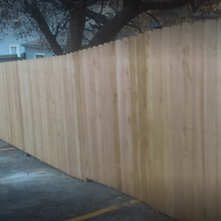 Osceola chicago fence company wood fence 3
