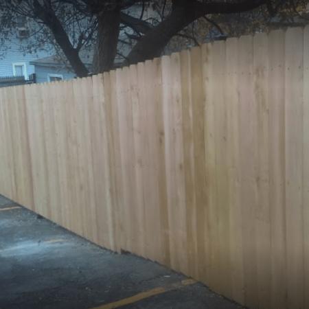 Osceola chicago fence company wood fence 3