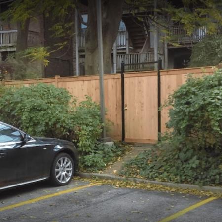 Osceola chicago fence company wood fence