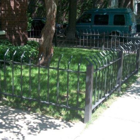 Wrought Iron Fence Chicago, Wrought Iron Fence Company