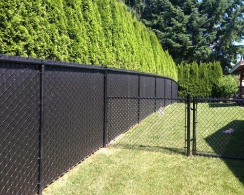 chain link fence installation chicago