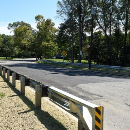 highway guardrail installation chicago