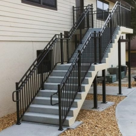 iron railing installers near me