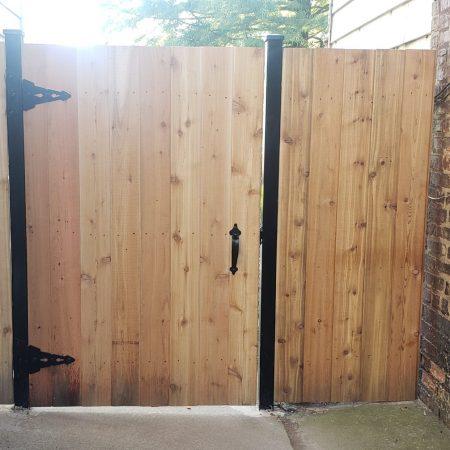 wood fences chicago illinois